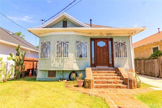 1027 E 42nd Street, Los Angeles (City), CA 90011 (#RS20106979) :: Berkshire Hathaway HomeServices California Properties