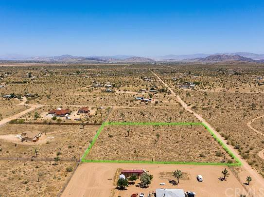 6 Balsa, Yucca Valley, CA  (#JT20110159) :: Team Forss Realty Group