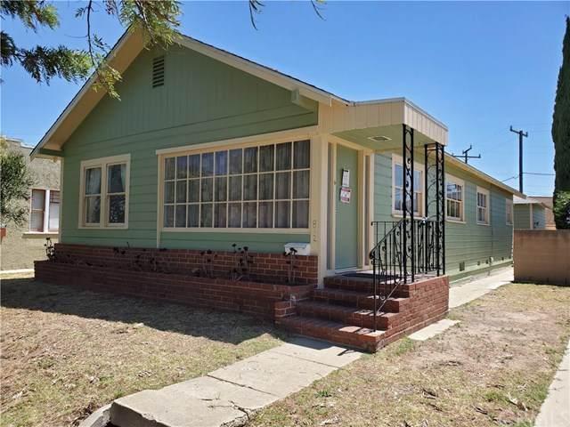 812 Portola Avenue, Torrance, CA 90501 (#SB20111029) :: The Parsons Team