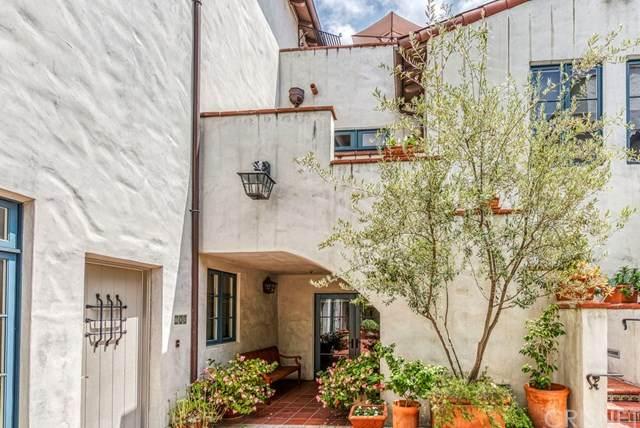 700 E Union Street #109, Pasadena, CA 91101 (#SR20110957) :: Berkshire Hathaway HomeServices California Properties