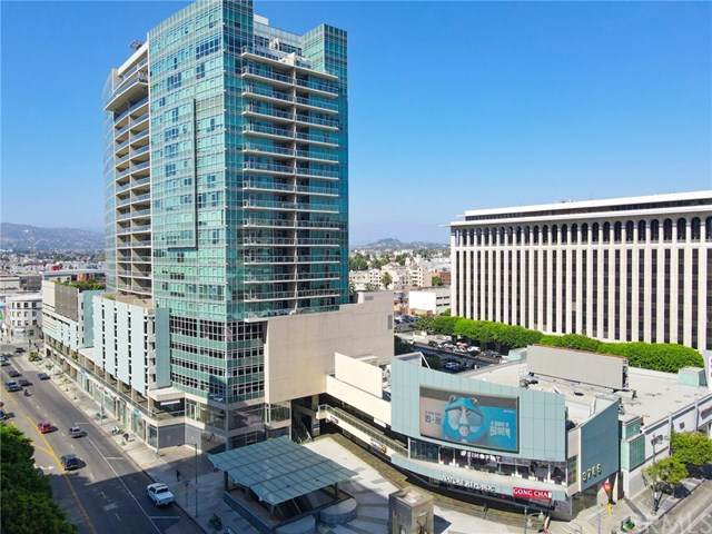 3785 Wilshire Boulevard #801, Los Angeles (City), CA 90010 (#PW20113059) :: The Laffins Real Estate Team