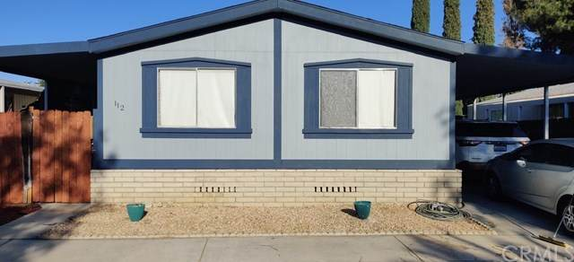 1721 E Colton Avenue #112, Redlands, CA 92374 (#SW20113988) :: Realty ONE Group Empire
