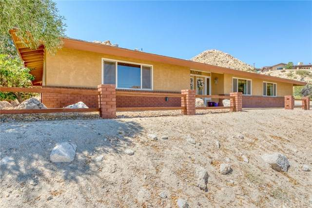 57404 Buena Suerte Road, Yucca Valley, CA 92284 (#JT20124356) :: Sperry Residential Group