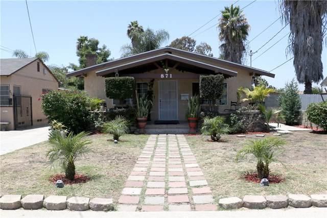 871 N Hamilton Boulevard, Pomona, CA 91768 (#CV20124457) :: The Costantino Group | Cal American Homes and Realty