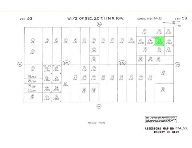 0 234-532-10-00-2 94TH Street, California City, CA 93505 (#EV20124115) :: Re/Max Top Producers