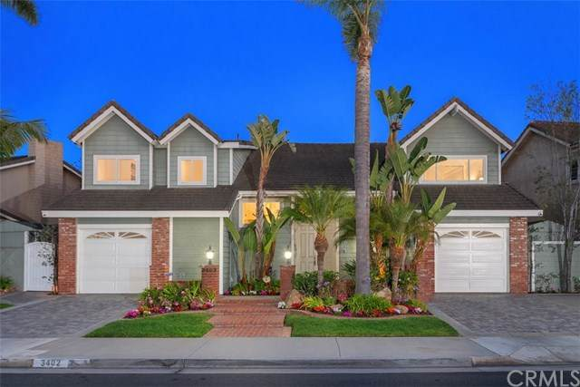 3402 Sagamore Drive, Huntington Beach, CA 92649 (#OC20127896) :: Twiss Realty
