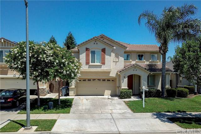 1261 Baxter Drive, Merced, CA 95348 (#MC20124370) :: Rogers Realty Group/Berkshire Hathaway HomeServices California Properties