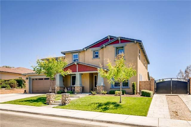 32203 Goldeneye Drive, Winchester, CA 92596 (#SW20129818) :: Allison James Estates and Homes