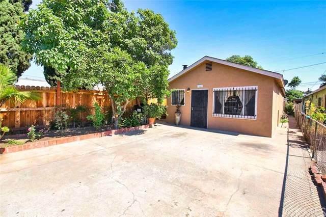 2616 E 131st Street, Compton, CA 90222 (#DW20132452) :: Allison James Estates and Homes