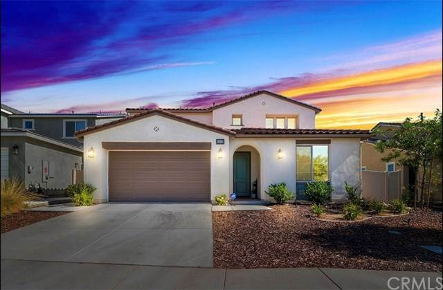 1419 White Dwarf Drive, Beaumont, CA 92223 (#IG20133496) :: A|G Amaya Group Real Estate