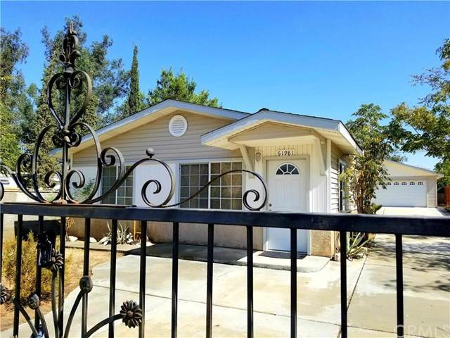 61981 El Reposo Circle, Joshua Tree, CA 92252 (#JT20131774) :: Blake Cory Home Selling Team