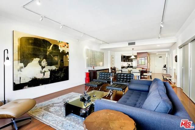 1118 3Rd Street #205, Santa Monica, CA 90403 (#20601904) :: Berkshire Hathaway HomeServices California Properties