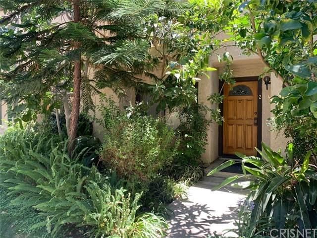 6740 Encino Avenue #2, Van Nuys, CA 91406 (#SR20135378) :: Rogers Realty Group/Berkshire Hathaway HomeServices California Properties