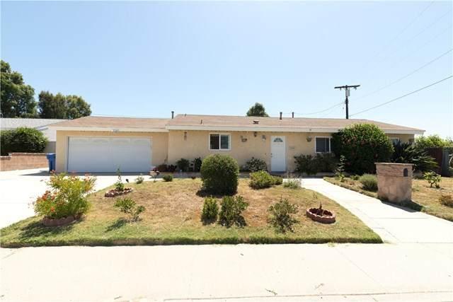 2234 Caldwell Avenue, Simi Valley, CA 93065 (#SR20135622) :: Allison James Estates and Homes