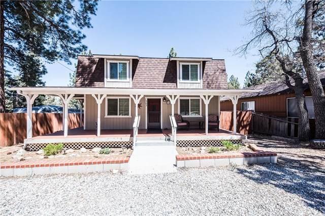 583 Spruce Lane, Big Bear, CA 92386 (#EV20136387) :: Allison James Estates and Homes