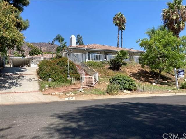 2233 Rim Road, Bradbury, CA 91008 (#CV20136477) :: Crudo & Associates