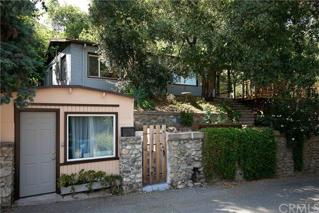 191 Vista Circle Drive, Sierra Madre, CA 91024 (#AR20136463) :: Sperry Residential Group