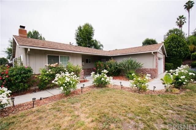 6666 Valley Circle Boulevard, West Hills, CA 91307 (#SR20142467) :: Allison James Estates and Homes