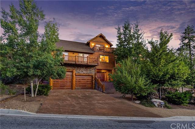 42295 Eagle Ridge, Big Bear, CA 92315 (#EV20143153) :: The Miller Group