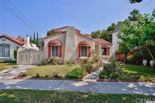 1913 Eden Avenue, Glendale, CA 91206 (#320002505) :: Allison James Estates and Homes
