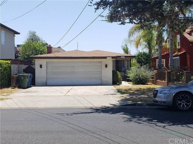 210 W Spruce Avenue, Inglewood, CA 90301 (#CV20139072) :: Sperry Residential Group