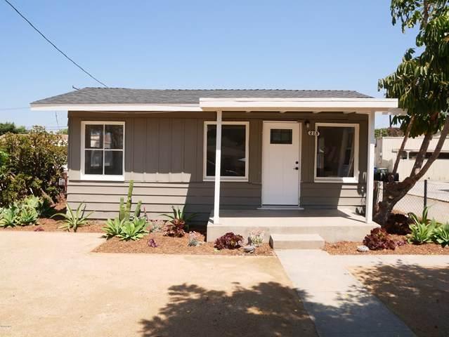 215 El Medio Street, Ventura, CA 93001 (#V0-220007748) :: The Najar Group