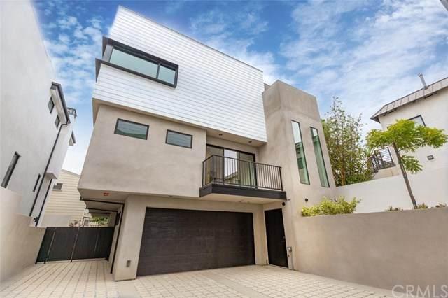 951 15th St, Hermosa Beach, CA 90254 (#SB20148507) :: Bathurst Coastal Properties