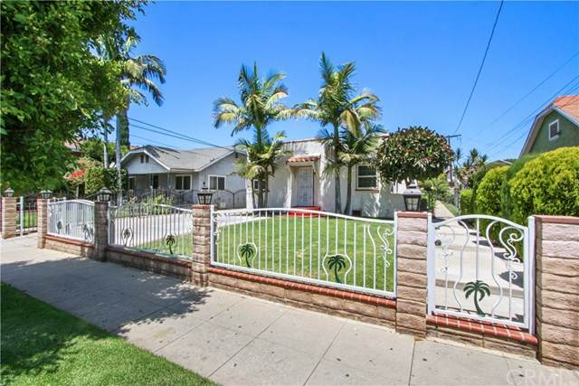 119 W Hillcrest Boulevard, Inglewood, CA 90301 (#PW20148049) :: Sperry Residential Group