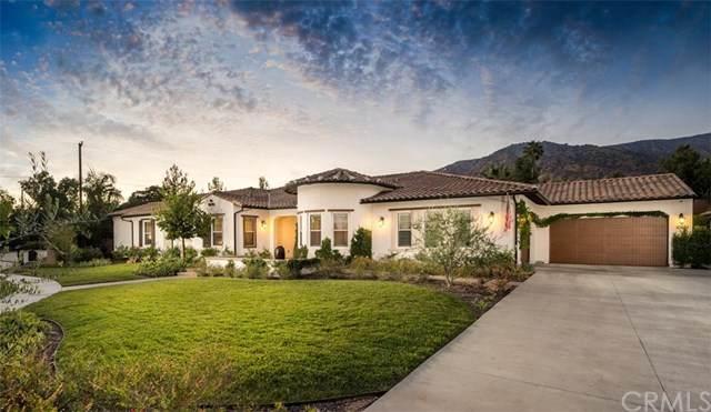 1061 Danton Drive, Glendora, CA 91741 (#CV20151216) :: Mainstreet Realtors®