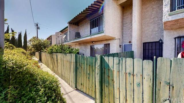2815 Consol Avenue #7, El Monte, CA 91733 (#AR20152703) :: Sperry Residential Group