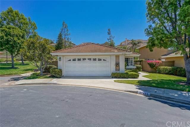 27496 Via Redondo, San Juan Capistrano, CA 92675 (#OC20154483) :: Berkshire Hathaway HomeServices California Properties