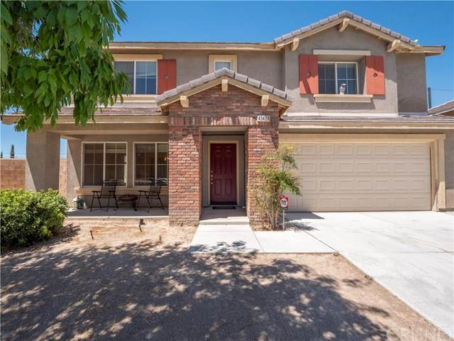 43429 33rd Street W, Lancaster, CA 93536 (#SR20159594) :: A|G Amaya Group Real Estate