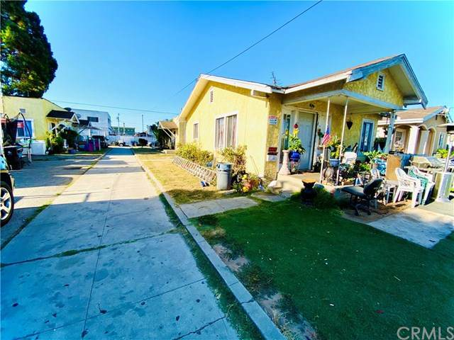 1638 W 216th Street, Torrance, CA 90501 (#MB20162079) :: Compass