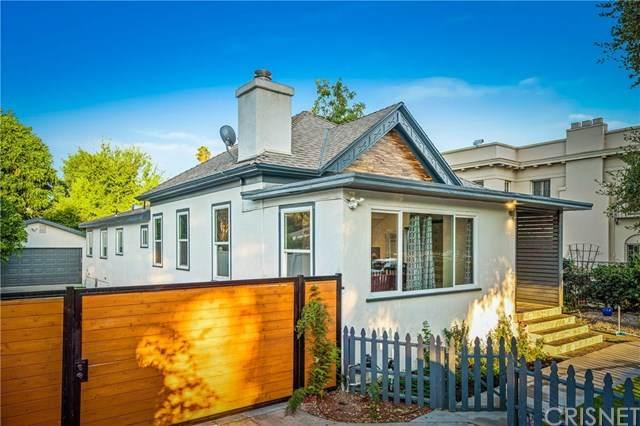 870 N Marengo Avenue, Pasadena, CA 91103 (#SR20162647) :: Sperry Residential Group