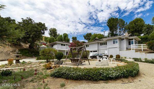 28345 Foothill Drive, Agoura Hills, CA 91301 (#220008779) :: eXp Realty of California Inc.