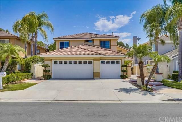 1038 S Matthew Way, Anaheim Hills, CA 92808 (#PW20157569) :: American Real Estate List & Sell