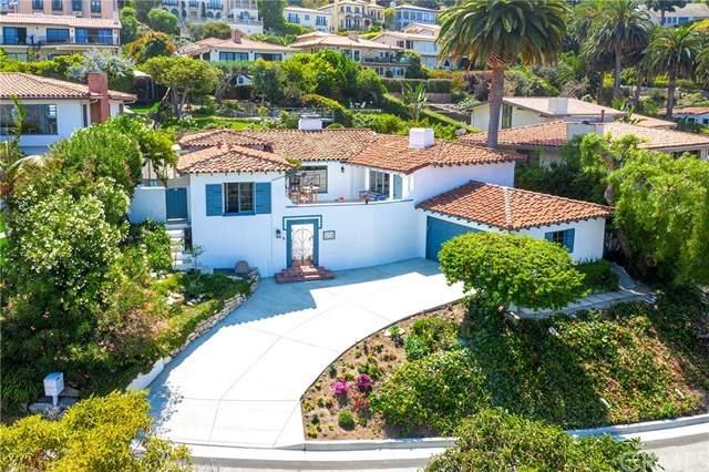 701 Via Somonte, Palos Verdes Estates, CA 90274 (#SB20179979) :: Go Gabby
