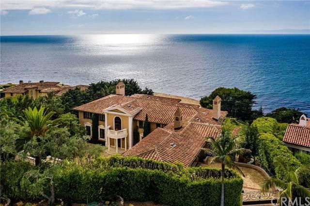 612 Paseo Del Mar, Palos Verdes Estates, CA 90274 (#PV20182100) :: The Parsons Team