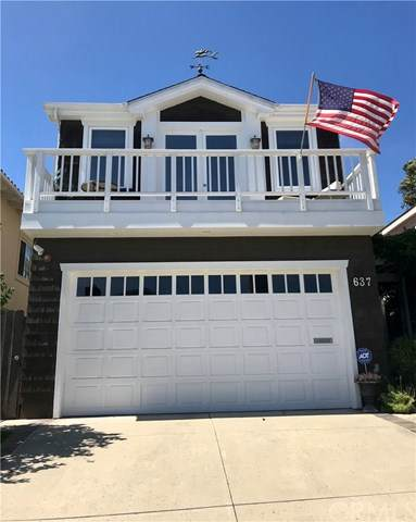 637 17th Street, Manhattan Beach, CA 90266 (#SB20184960) :: Veronica Encinas Team