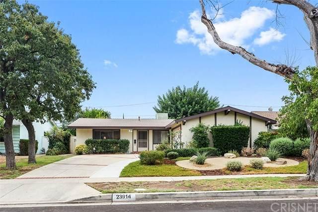 23914 Hartland Street, West Hills, CA 91307 (#SR20185421) :: Compass