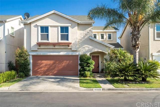 14444 Harvest Moon Drive, Sylmar, CA 91342 (#SR20185490) :: The Najar Group