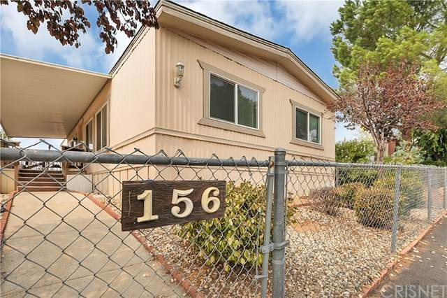 2501 W Sierra Highway Spc 156, Acton, CA 93510 (#SR20188026) :: Bathurst Coastal Properties