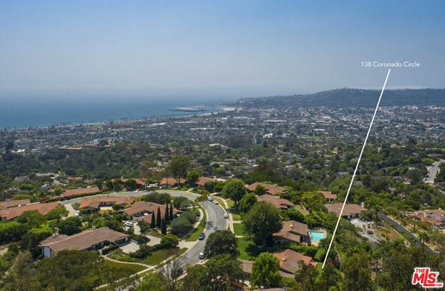 138 Coronada Circle, Santa Barbara, CA 93108 (#20630816) :: Hart Coastal Group