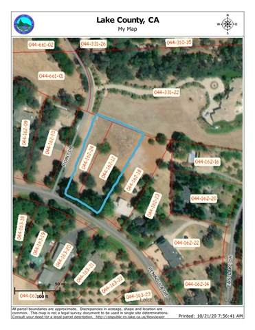8280 Peninsula Drive, Kelseyville, CA 95451 (#LC20190381) :: eXp Realty of California Inc.