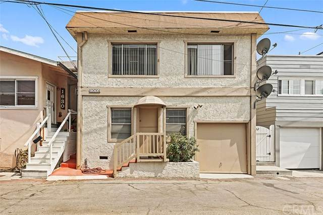 1634 Bayview Drive, Hermosa Beach, CA 90254 (#PW20190988) :: Better Living SoCal