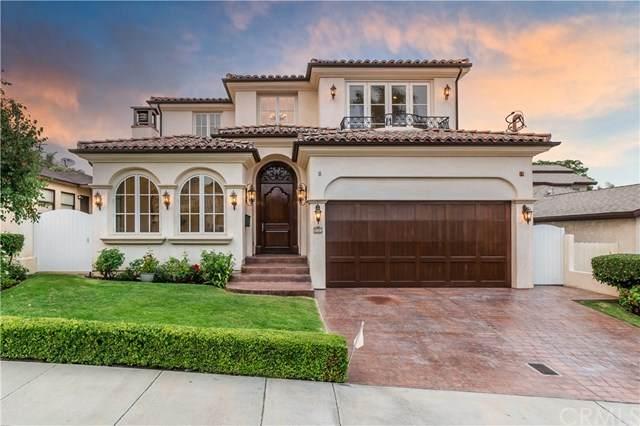 1515 10th Street, Manhattan Beach, CA 90266 (#SB20169638) :: Hart Coastal Group