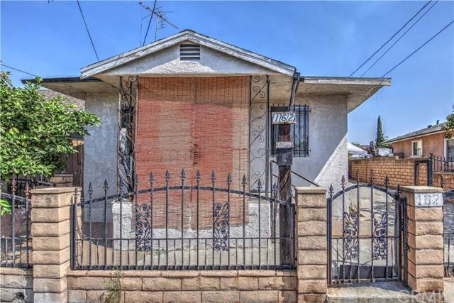 162 N Record Avenue, East Los Angeles, CA 90063 (MLS #AR20193024) :: Desert Area Homes For Sale