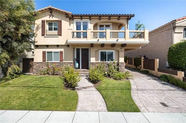 2421 Grant Avenue A, Redondo Beach, CA 90278 (#SB20193280) :: Go Gabby