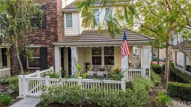 147 Sklar Street #47, Ladera Ranch, CA 92694 (#OC20193420) :: Z Team OC Real Estate
