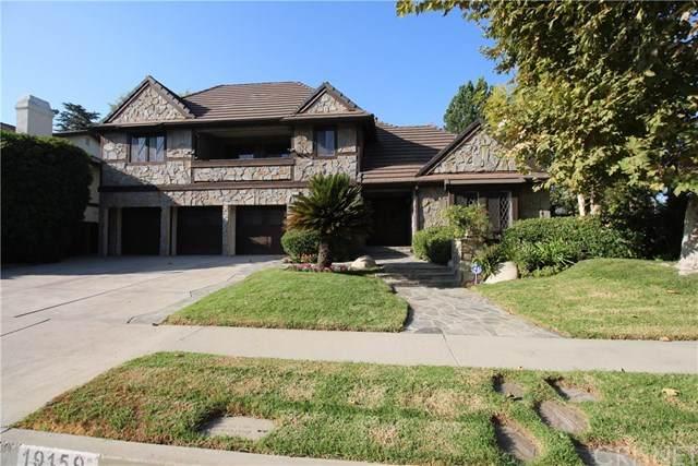 19159 Stare Street, Northridge, CA 91324 (#SR20194063) :: The Laffins Real Estate Team